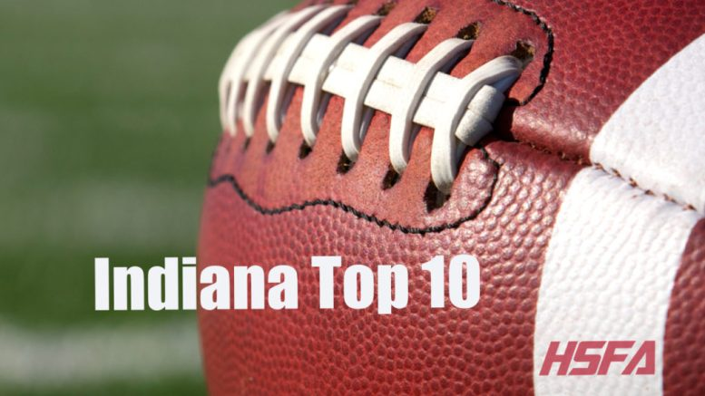 indiana high school football top 10