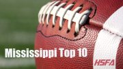 mississippi high school football top 10