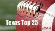 texas top 25