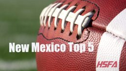 New Mexico high school football Top 5