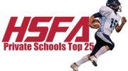 private schools top 25