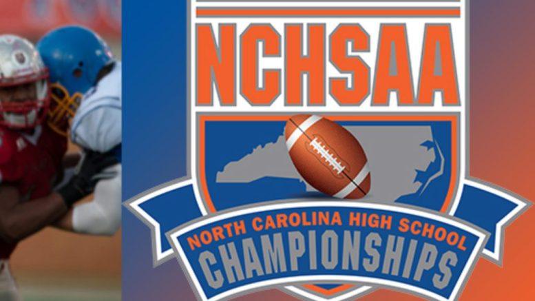north carolina high school football scores