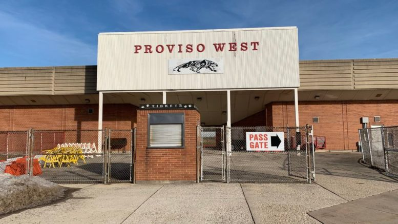 Proviso West football