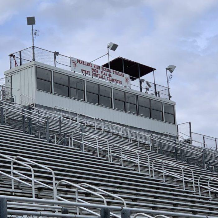 parkland high school football