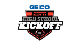 geico espn high school football kickoff