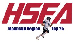 Mountain region top 25 high school football