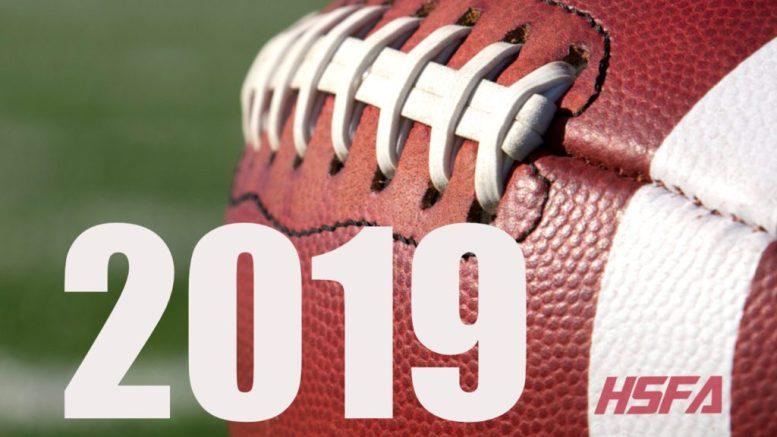 2019 high school football