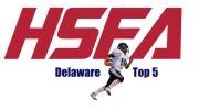 Delaware high school football top 5