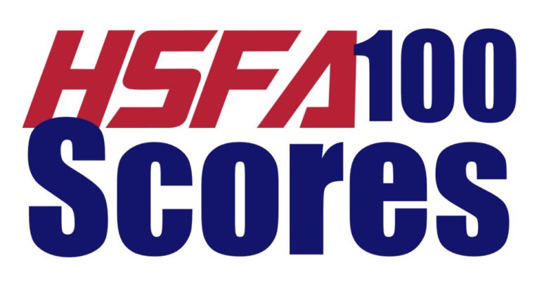 High school football america 100 scores