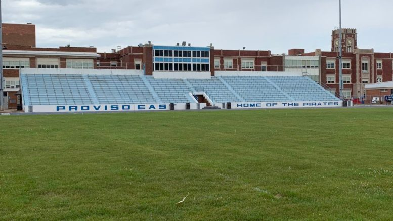 proviso east high school football