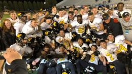 archbishop wood high school football