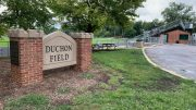 duchon field at Glenbard West High School