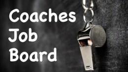 coaches job board