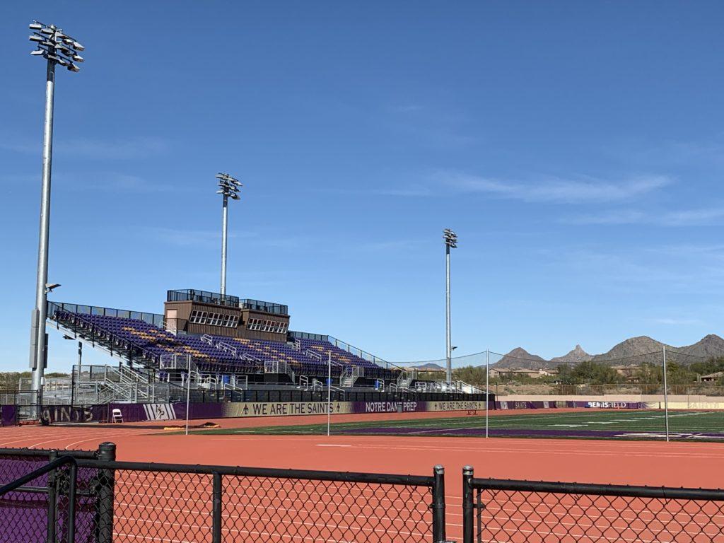 Stadium Project: Notre Dame Prep (Scottsdale, Arizona ...