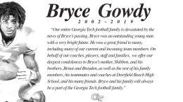 bryce gowdy