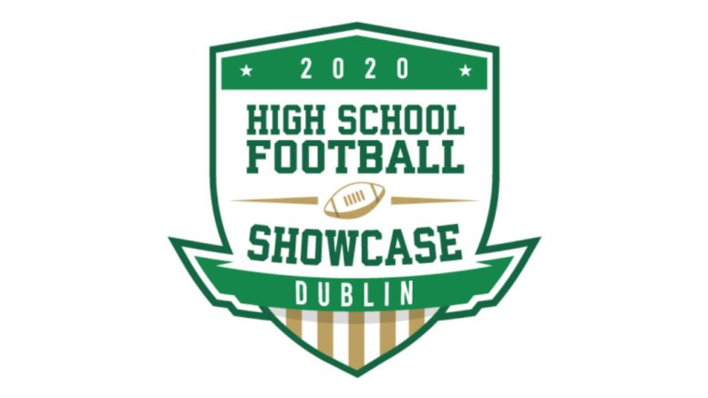 dublin high school football showcase