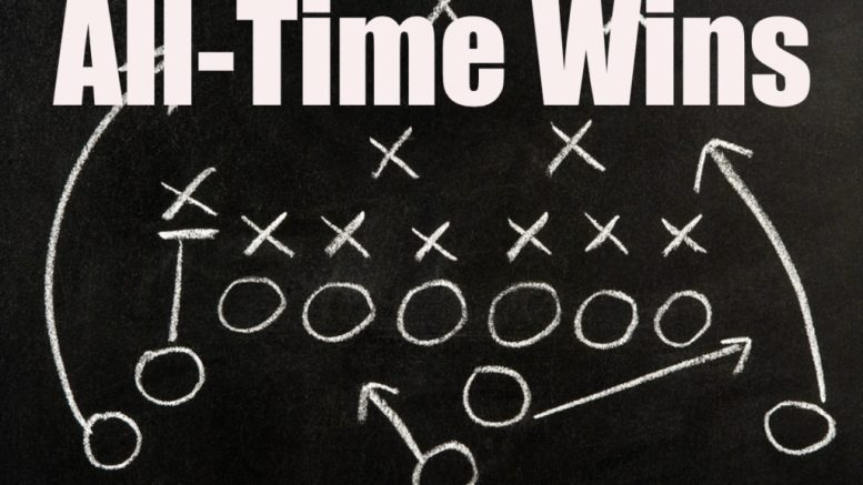 all time coaching wins