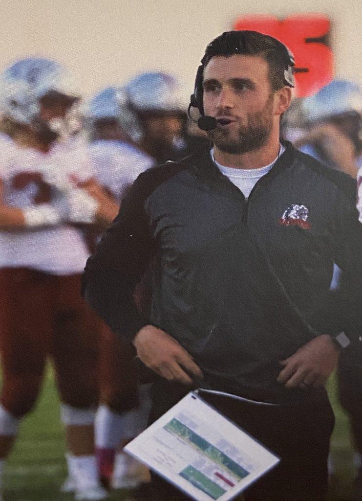 KC Woods high school football coach