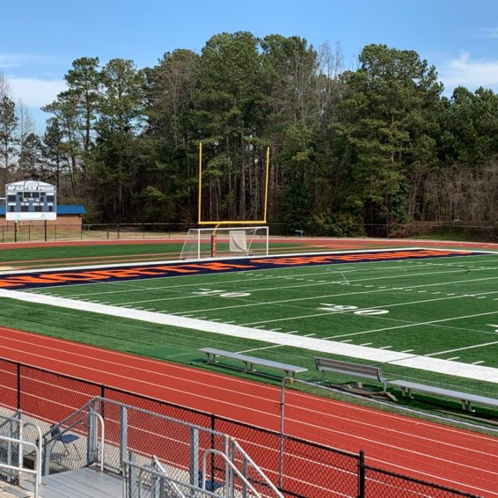 north springs charter high school football