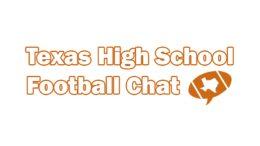 texas high school football chat