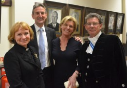 The Dean, Under Sheriff and Partner with High Sheriff