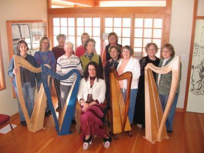 HSM - harp retreat