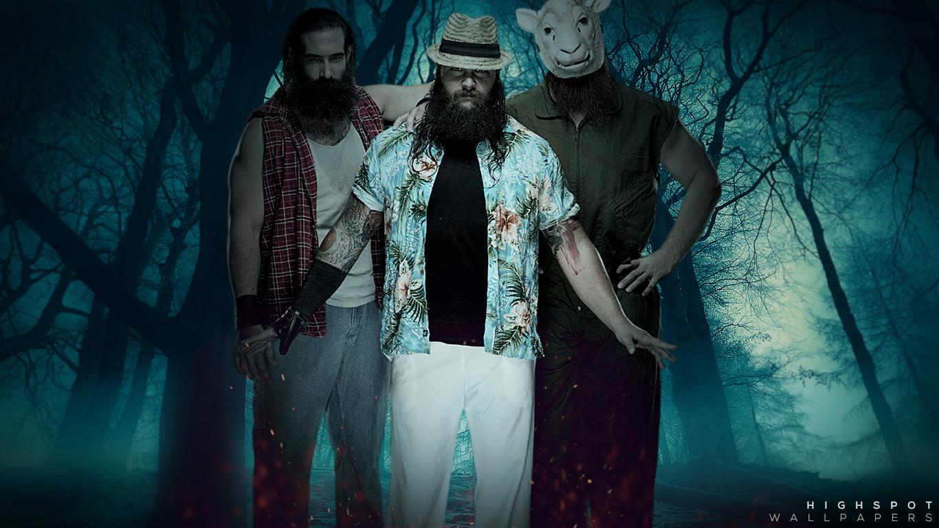 X Files Iphone Wallpaper The Wyatt Family Highspot Wrestling Wallpapers
