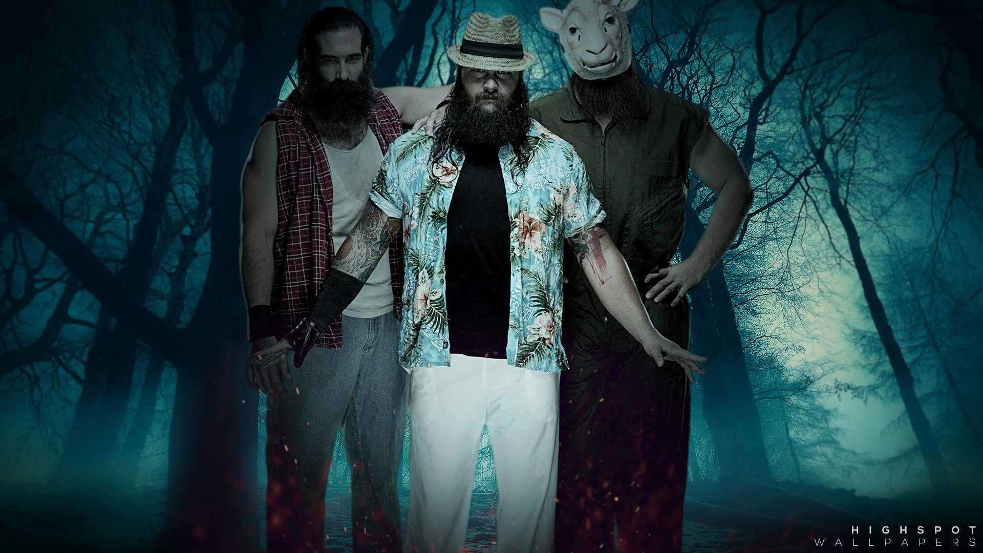 Sasha Banks Wallpaper Iphone The Wyatt Family Wallpaper Highspot Wrestling Wallpapers