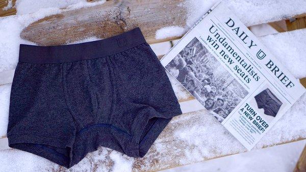 UNDAMENTALS- Underwear to Invest In
