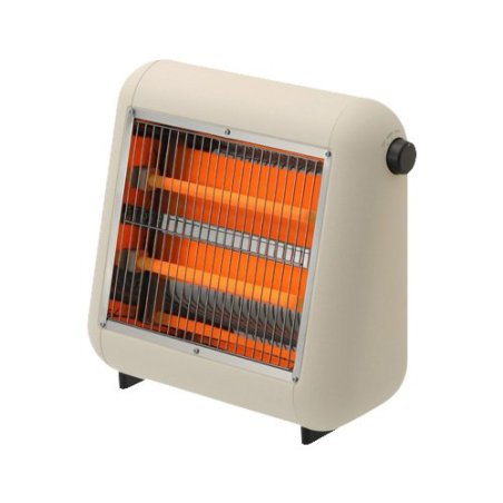 ±0 Infrared Electric Heater