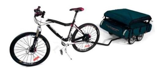 自転車用トレーラー 2