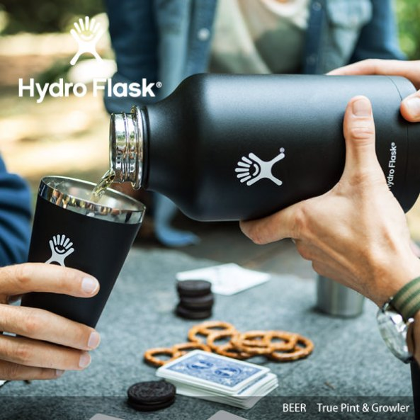 Hydro Frask(ハイドロフラスク) ビアー グロウラー