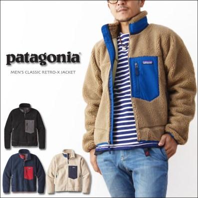 patagonia MEN CLASSIC RETRO-X JACKET