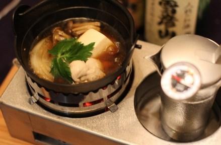 野燗炉 田舎鍋