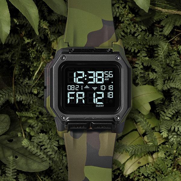 NIXON(ニクソン)×US特殊部隊コラボのタフな腕時計!!『THE REGULUS(レグラス)』のカモ柄に注目!!