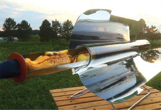 GoSun Stove Portable High Efficiency Solar Cooker