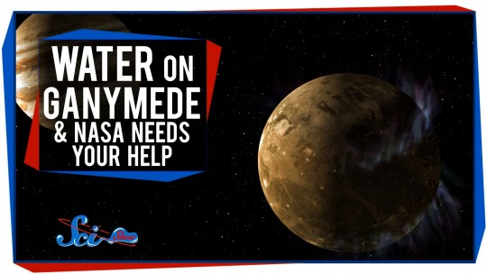Water On Ganymede And NASA Needs Your Help