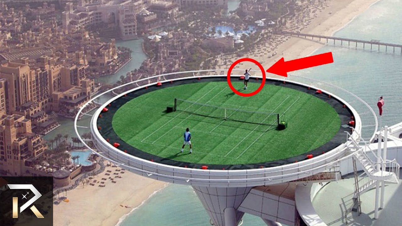 10 Most Amazing Things ONLY Seen in Dubai