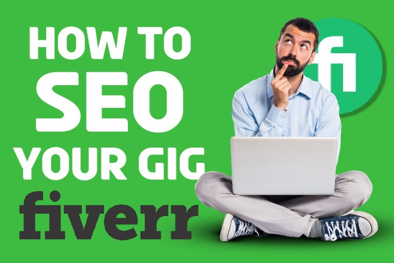 how to seo your fiverr gig to rank on first page
