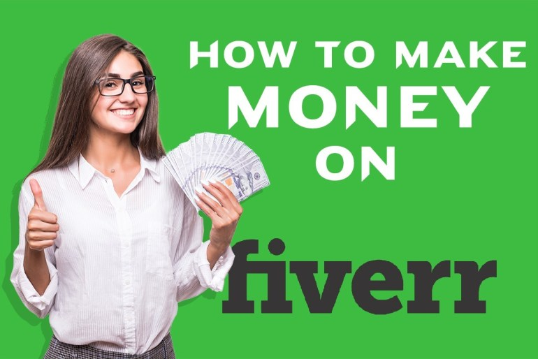 how to make money on fiverr step by step complete guide for beginners
