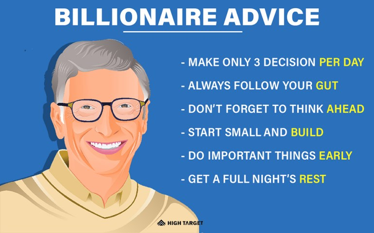 millionaire advice to remain rich without poor even those are educated