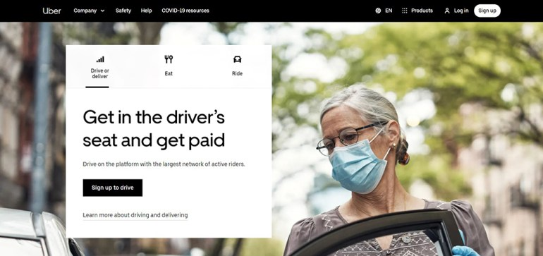 Uber has the best marketing strategy to market their business to the next level