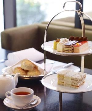 High Tea at the Grand Hyatt Hotel Melbourne