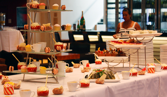 Afternoon Tea at Swissotel Sydney