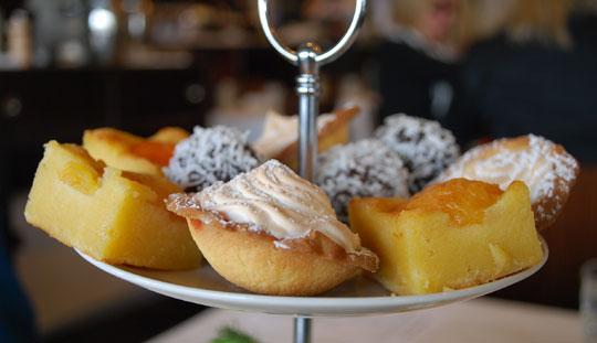 High Tea at Cafe Florentine