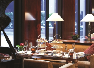 Afternoon Tea at the Park Hyatt Melbourne