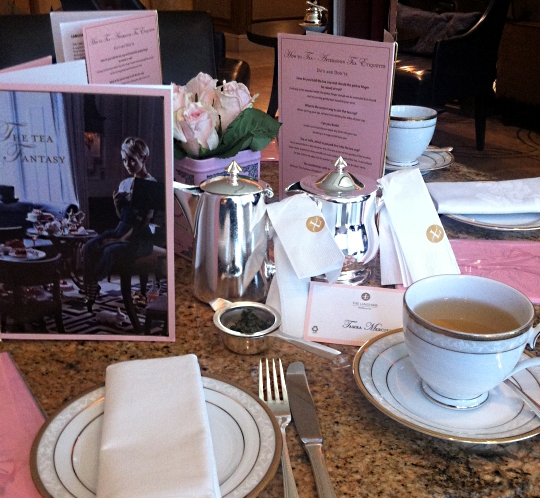 Art and Afternoon Tea with Kerrie Hess