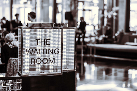 The Waiting Room Melbourne