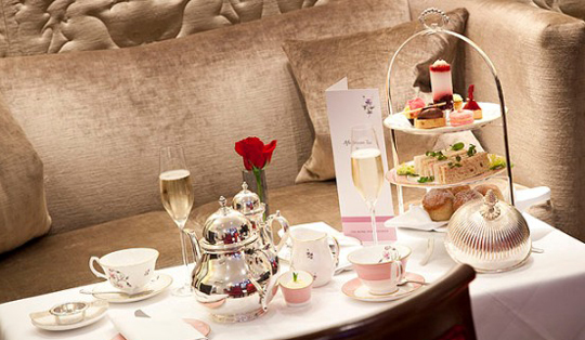 Afternoon Tea at The Royal Horseguards