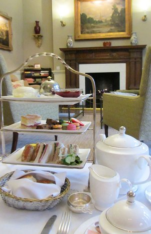 Afternoon Tea at The Draycott Hotel London